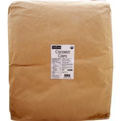 Nutiva Coconut Chips 25 lbs