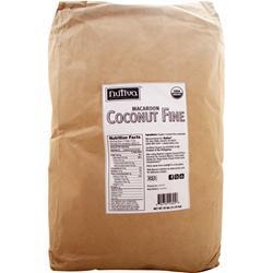 Nutiva Macaroon Coconut Fine 25 lbs