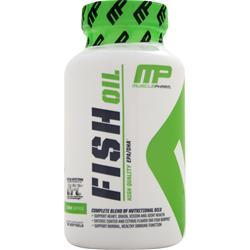 MUSCLE PHARM Fish Oil 90 sgels