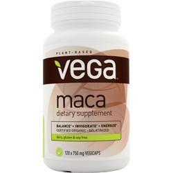 Vega Maca 120 vcaps