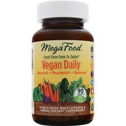 Megafood Vegan Daily 90 tabs