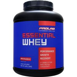 PROLAB NUTRITION Essential Whey Wild Strawberry 5 lbs