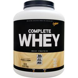 Cytosport Complete Whey Protein Cookies 'n Creme 5 lbs
