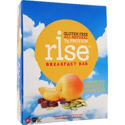 RISE BAR Rise Breakfast Bar Crunchy Perfect Pumpkin 12 bars