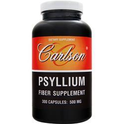 CARLSON Psyllium 300 caps