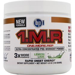BPI 1.M.R Powder Lemon Lime 140 grams