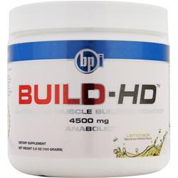 BPI Build-HD Lemonade 5.8 oz