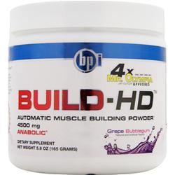 BPI Build-HD Grape Bubblegum 5.8 oz