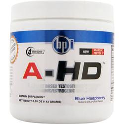 BPI A-HD Powder Blue Raspberry 3.95 oz
