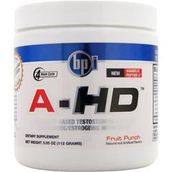 BPI A-HD Powder Fruit Punch 3.95 oz