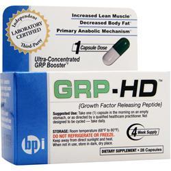 BPI GRP-HD 28 caps
