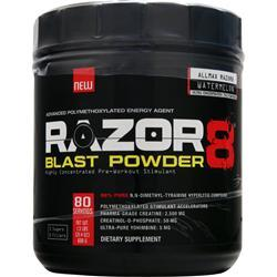 ALLMAX NUTRITION Razor8 Blast Powder Watermelon 608 grams