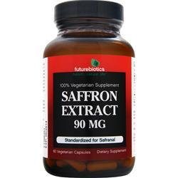 FUTUREBIOTICS Saffron Extract (90mg) 60 vcaps