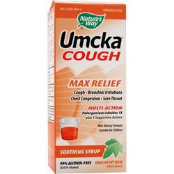 Nature's Way Umcka Cough - Max Relief English Ivy 4 fl.oz