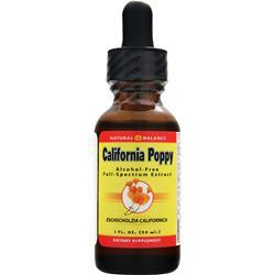 NATURAL BALANCE California Poppy 1 fl.oz
