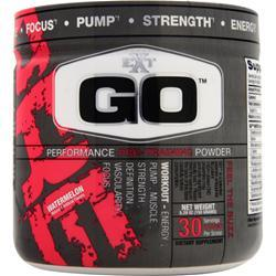 EXT GO - Performance Pre Training Powder Watermelon 5.29 oz