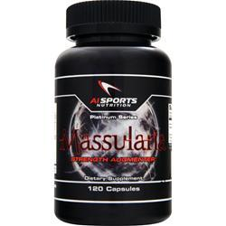 AI Sports Nutrition Massularia - Strength Augmenter 120 caps