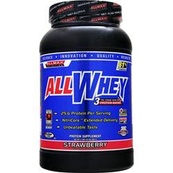 Allmax Nutrition AllWhey Strawberry 2 lbs