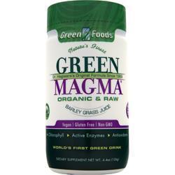 GREEN FOODS Green Magma 250 tabs
