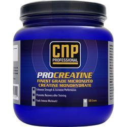 CNP PROFESSIONAL Procreatine Best by 8/22/14 500 grams
