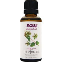 NOW Marjoram Oil 1 fl.oz