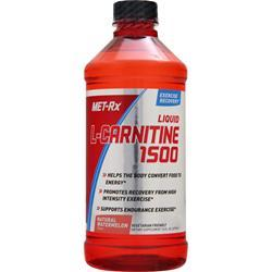 Met-Rx L-Carnitine 1500 Natural Watermelon 16 fl.oz
