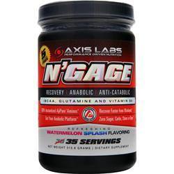 Axis Labs N'Gage Watermelon Splash 313.6 grams