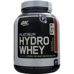 OPTIMUM NUTRITION Platinum HydroWhey Chocolate Peanut Butter 3.5 lbs
