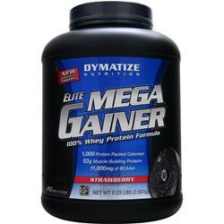 DYMATIZE NUTRITION Mega Gainer Strawberry 6.23 lbs