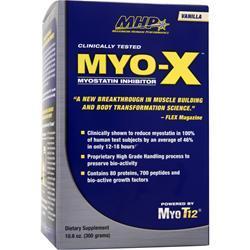 MHP Myo-X Vanilla 300 gr