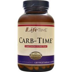 LIFETIME Carb-Time 120 vcaps