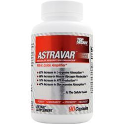 TOP SECRET NUTRITION Astravar Stack & Ignite 90 caps