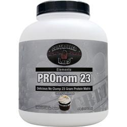 CONTROLLED LABS PROnom 23 Chocolate Cupcake Batter 4 lbs