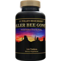 CC POLLEN High Desert - Aller Bee Gone 144 tabs