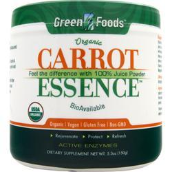 GREEN FOODS Carrot Essence 5.3 oz