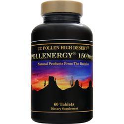 CC POLLEN Pollenergy (1500mg) 60 tabs