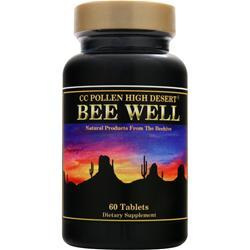 CC POLLEN High Desert - Bee Well 60 tabs