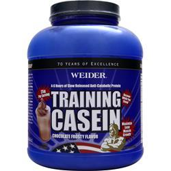Weider Training Casein Chocolate Frosty 4 lbs