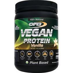 ORGANIC FOOD BAR Vegan Protein Vanilla 380 grams