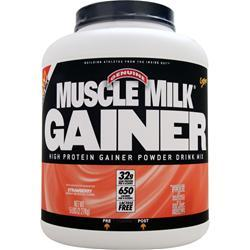 CYTOSPORT Muscle Milk Gainer Strawberry 5 lbs