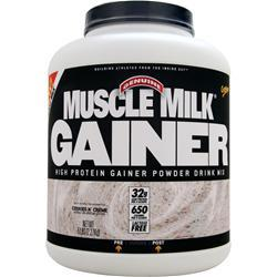 CYTOSPORT Muscle Milk Gainer Cookies N' Creme 5 lbs