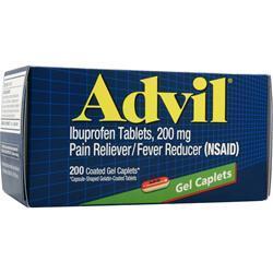 Advil Advil 200 sgels