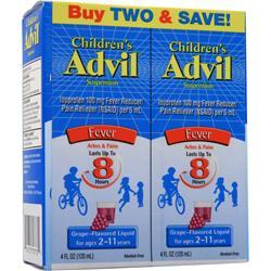 Advil Children's Advil Combo Pack Grape 8 fl.oz