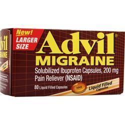 Advil Advil Migraine 80 lcaps