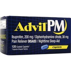 ADVIL Advil PM 120 cplts
