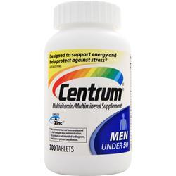 CENTRUM Centrum - Men Under 50 200 tabs