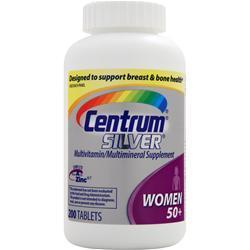 CENTRUM Centrum Silver - Women 50+ 200 tabs