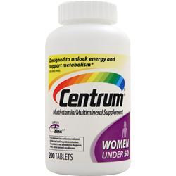Centrum Centrum - Women Under 50 200 tabs