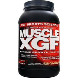 AST Muscle-XGF Rich Chocolate Cream 2.64 lbs