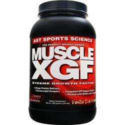 AST Muscle-XGF Vanilla Ice Cream 2.64 lbs